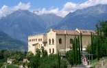 Schloss Trauttmansdorff in Meran.